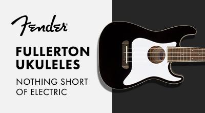 Fender Fullerton Ukuleles